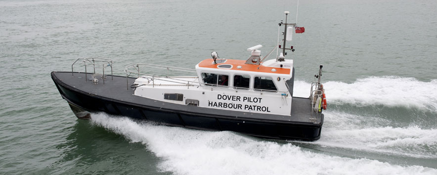 Harbour Pilot Vessel