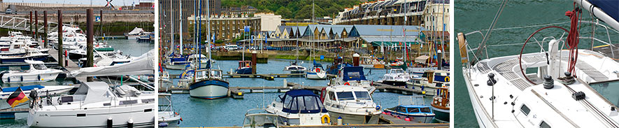 Marina - Award Winning Marina - Port of Dover